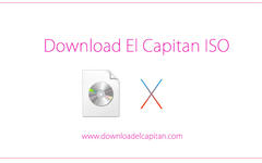 erickedword sells Download El Capitan ISO - Mac OS X
